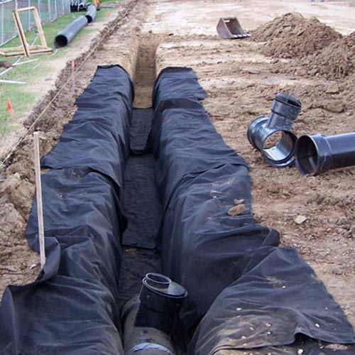 Drainage, Filtration and Weed Fabric